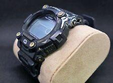 Armbanduhr Casio GShock Solar Herren Funk schwarz rund Luxus Dornschließe eckig