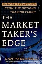 The Market Taker's Edge: Insider Strategies from the Options Trading Floor, , Pa