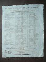 Grida Cisalpina 1798 Dipartimento Crostolo Reggio Lunigiana Mulazzo Napoleone