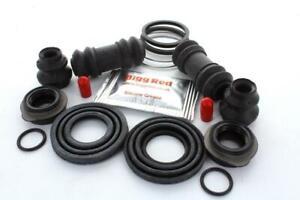 for Mitsubishi Evo 1, 2, 3, 4 1992-1996 Rear Brake Caliper repair seal kit  3512