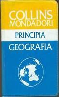 Principia Geografia - Collins Mondadori - nuovo in offerta !