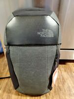 The North Face Access 02 Backpack Laptop Bag Black Grey New Bag Authentic