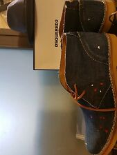 SHOES DSQUARED 2 JEANS POLACCHINO 44
