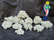 25 lbs of Dry, Lightweight and Porous Dry Rock for Aquariums, Live Rock
