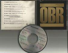 RARE PROMO CD w/ ORAN JUICE JONES Tashan ALYSON WILLIAMS Blue Magic NEWKIRK