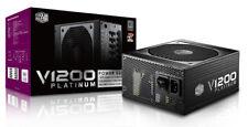 Cooler Master V1200 - Fully Modular 1200W 80 PLUS Platinum PSU with Silent Mode