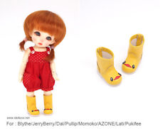 Climbing shoes/_YELLOW for for Blythe//DAL//Pullip//Momoko//AZONE//Lati