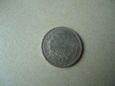 Pièce 5 francs 1875 A en l'état