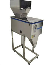 Semi-auto1200G weighing/filling powder Machine,chemical Powder filler for foodT