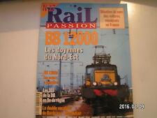 ** Rail Passion n°17 BB 12000 / BB 13000 / 103 de la DB / Bordeaux - Montauban