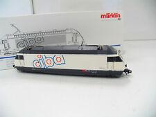 MÄRKLIN 3450 E-LOK SERIE 460 CIBA der  SBB DELTA    LK251