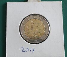 2 Euro Erasmus NL Niederlande 2011