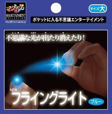 Tenyo Japan 115879 NEW FLYING LIGHT BLUE LARGE (Magic Trick)