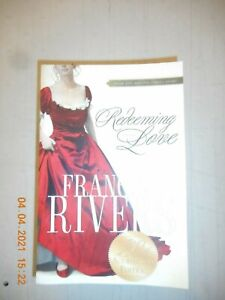 Redeeming Love-A Novel by Francine Rivers (1997 20th Anniversary Trade PB)HH5607