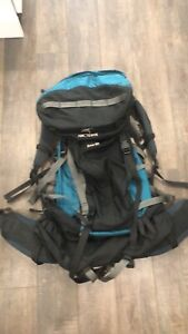 Arcteryx Bora 80 Backpack Blue Large