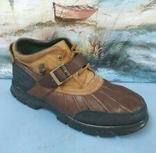 POLO RALPH LAUREN Dover III Blrown Leather Sz 13 D Snow Duck Hiking Boots  11571