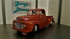 1/18 1 OF A KIND (MODIFIED) 1948 FORD F-1 PICKUP TRUCK  by ROAD SIGNITURE (MIB)