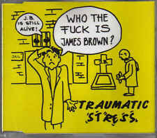 Traumatic Stress-Who The Fuck Is James Brown cd maxi single