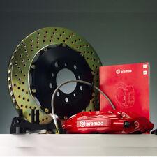 Brembo Bremsanlage Audi A6 (C5) Vorderachse