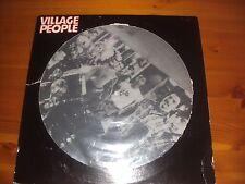 VILLAGE PEOPLE /SAN FRANCISCO  MINI ALBUM PICTURE DISQUE / 33 TOURS
