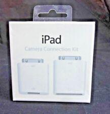 Apple iPad Camera Connection Kit: MC531ZM/A *New/Sealed*