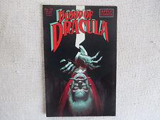 1991 Blood Of Dracula #19 March Apple Comics 7.5 VF-