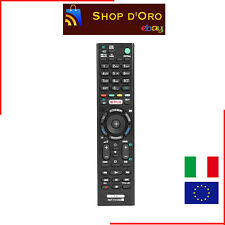TELECOMANDO SMART TV UNIVERSALE COMPATIBILE PER SONY BRAVIA NETFLIX FULL HD LCD