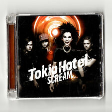TOKIO HOTEL SCREAM CD Universal nuovo