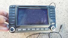 2006 VW Volkswagen PASSAT AM FM NAVI NAVIGATION GPS RADIO Screen 1K0035197C