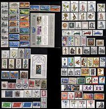 120 GERMAN DEUTSCHE POST OCCUPATION Stamps Sheets Collection BERLIN MINT LH