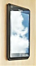 Sony Xperia L C2105 - 4GB - Schwarz (Ohne Simlock) mit Zubehör