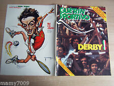 GUERIN SPORTIVO=N.49 1976=NO POSTER STORY BONINSEGNA=FOTO SERIE C= BERLINGUER