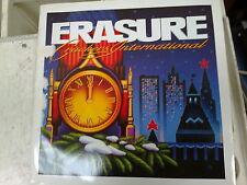 "ERASURE - CRACKERS INTERNATIONAL - 12"" SINGLE"