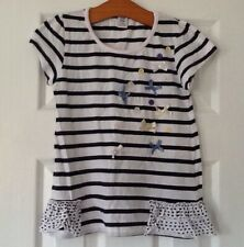 Girls short sleeved top age 6-7