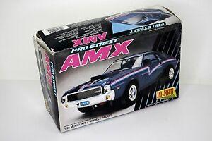 Jo-Han Pro Street AMX Model 1:25 Scale Open Box