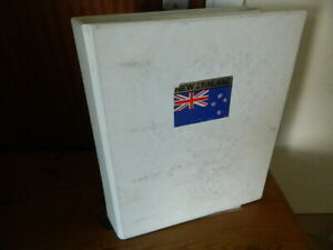 NEW ZEALAND: LARGE STAMPS COLLECTION (FROM CHALONS TO c2002)
