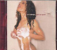 SKIN DEEP - Get u open - CD 1996 NEAR MINT  CONDITION