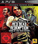 PS3 / Sony Playstation 3 Spiel - Red Dead Redemtion Game of the Year(OVP)(USK18)