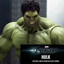 THE AVENGERS HULK MMS186 MMS 186 HOTTOYS HOT TOYS ACTION FIGURE ES AQ3988