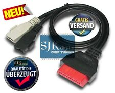 OBD2 auf 2x2 Adapter für VAG VW Audi Skoda Seat OBD2 Interface KKL OBDII Com !!!