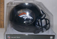 Denver Broncos BIG Logo Helmet Bank