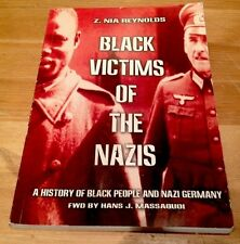 Black Victims Of The Nazis Germany Book-History Of Black Slavery Jamaican