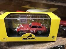 Art Model 1/43 Scale ART010 Ferrari 166MM Mille Miglia 1951 - Masseroni-Vignolo