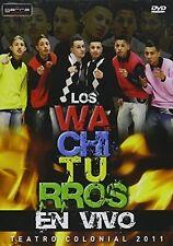Los Wachiturros - En Vivo en El Teatro Colonial 2011 [New CD] Argentina - Import