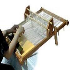 "9/"" Flat Wooden Tapestry Loom Needle ~ Red Oak Hardwood ~ Artisan Handcrafted"