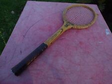 raquette de tennis vintage Top Star Imperial Pakistan wooden racquet