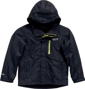 Regatta Kids Boys 3 in 1 Inner Fleece & Waterproof Jacket Rain Coat 3-4 RRP £70