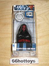 Star Wars Darth Maul USB Drive 2 GB NEW