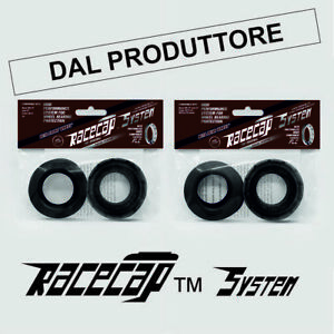 Racecap System F. KIT NERO  BETA RR DAL 2013  (ANT+POST) AUMENTA LE PRESTAZIONI!