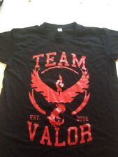 Team Valor T-Shirt , Go, Gamer , Team Mystic , Team Instinct